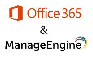 office365 & manageengine